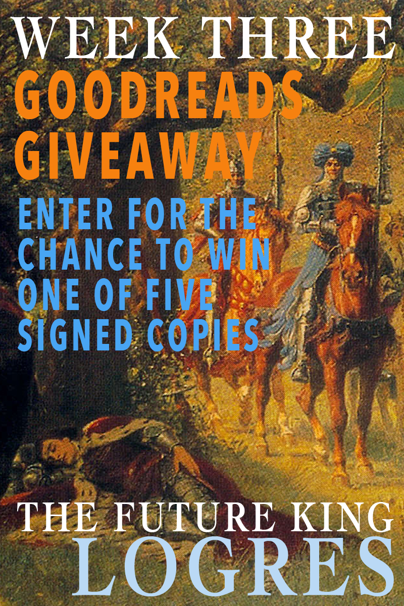 King arthur books goodreads giveaways