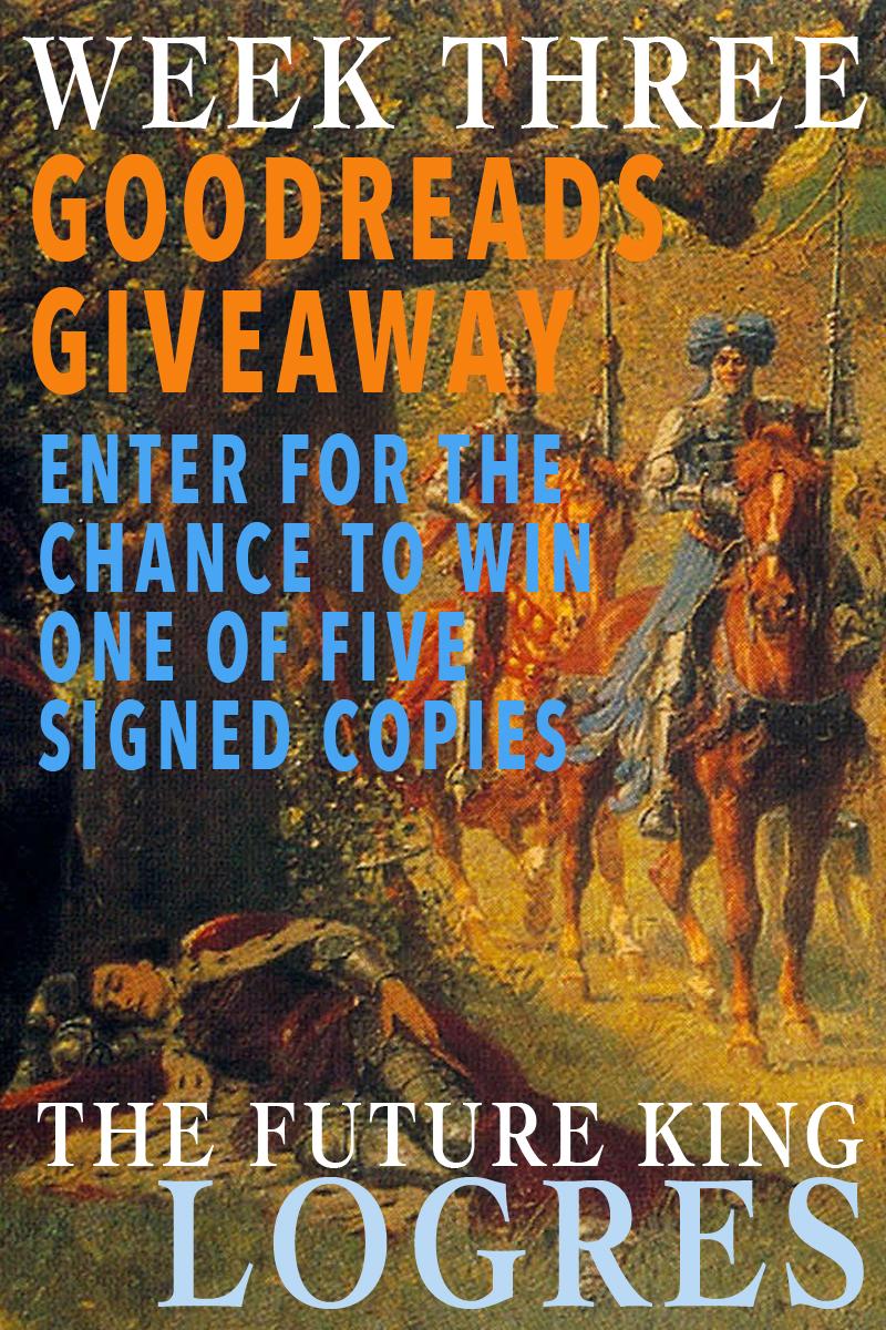 King arthur books goodreads giveaways
